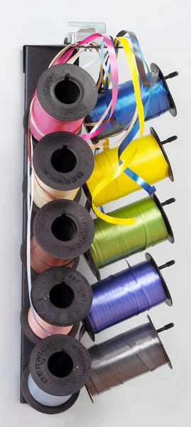 Wall Mount Curling Ribbon Dispenser