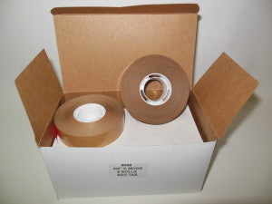 "3/4"" Wide x 36 yd long Adhesive Transfer Tape - 8 Rolls per Box"