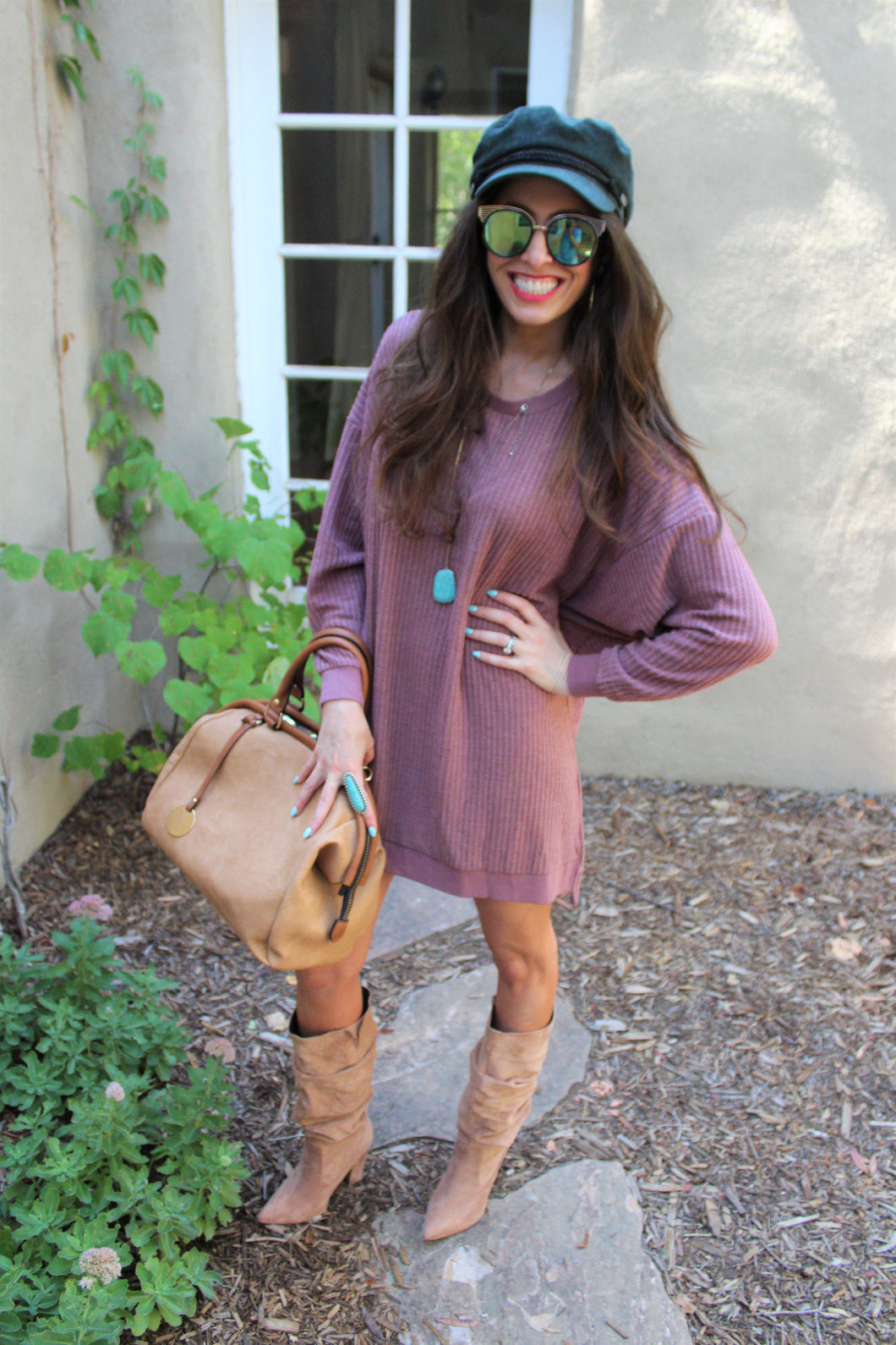 Julia Sweater Dress