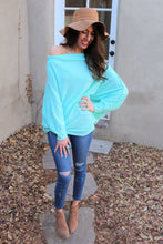 Shannon Off The Shoulder Sweater