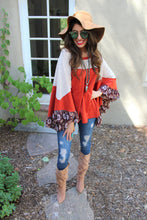 Meera Bell Sleeve Top