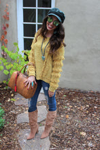 Mallie Fringe Sweater