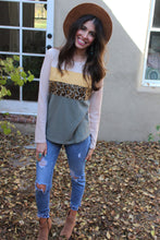 Riley Colorblock Top