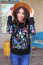 Mina Embroidered Sweater
