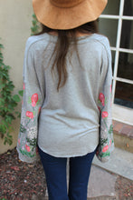 BACK IN STOCK Beth Embroidered Angel Sleeves Sweater