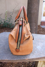 Amina Two Toned Handbag