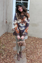 Carolina Floral Print Sweater