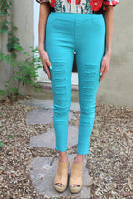 Francesca Distressed Jeggings