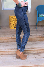 Deliah Moto Denim Jeggings