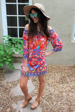 Aiyana Off The Shoulder Dress