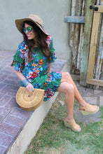 Priyanka Floral Print Dress