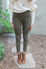 Lizzy Leggings (Olive)