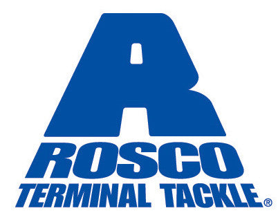 Rosco Terminal Tackle Boat Sticker - 4