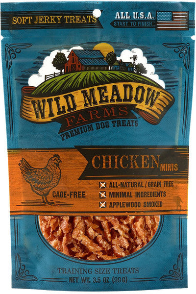 The Wild Taste of Wild Meadow Farms