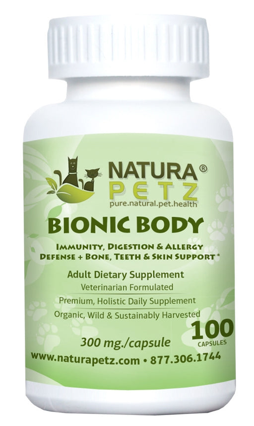 Bionic Body - Immunity, Digestion & Allergy Defense + Bone, Eye, Teeth & Skin Support*