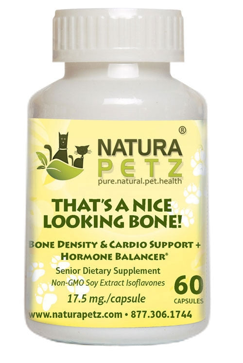 That's A Nice Looking Bone - Bone Density and Cardio Support