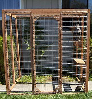 C & D Pet Products Enclosure Kit Twenty-One sizes to choose from