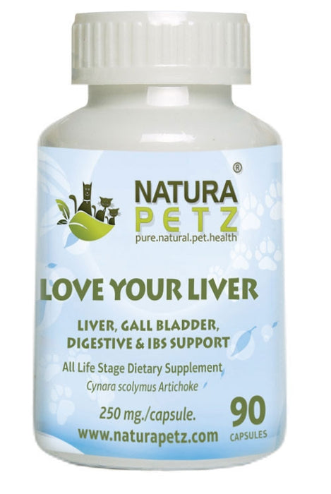 Love Your Liver  - Liver, Gall Bladder & Digestive Support*