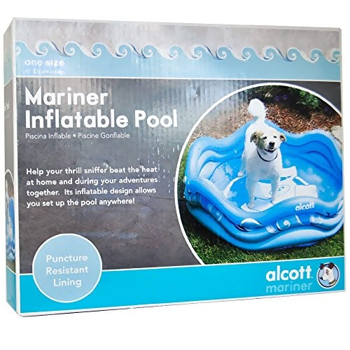 Alcott Mariner Inflatable Pool, Blue