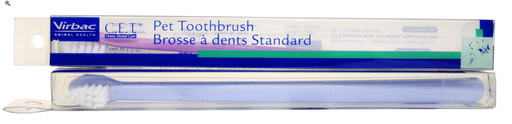 Virbac C.E.T. Pet Toothbrush for Cats and Dogs