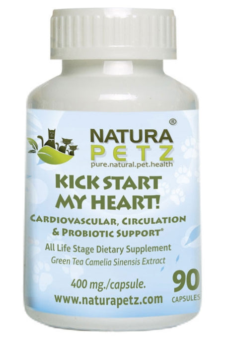 Kick Start My Heart - Probiotic Heart (Cardiovascular) & Circulation Support*