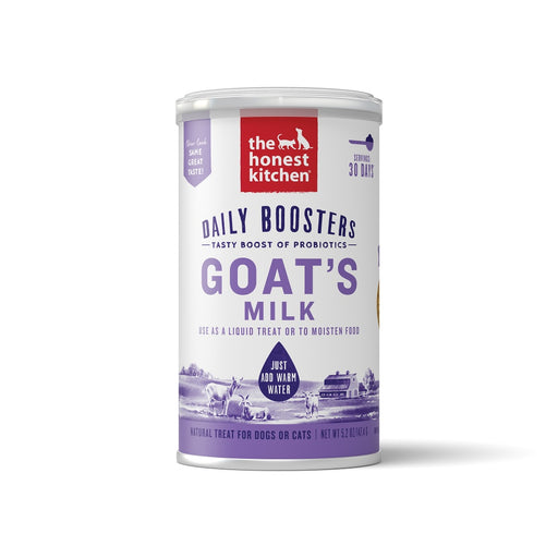 The Honest Kitchen Pro Bloom Instant Goat's Milk for Dogs and Cats