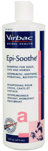 Virbac Epi-Soothe Shampoo for Dogs and Cats