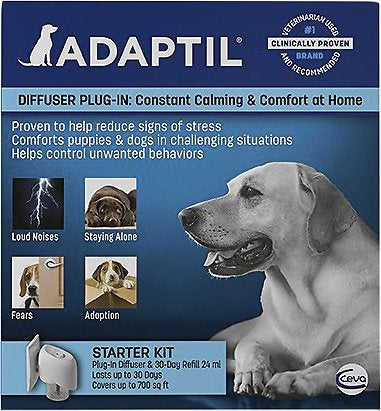 Adaptil Comforting Diffuser Kit for Dogs