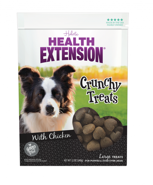 Health Extension Heart Shape Dog Treats