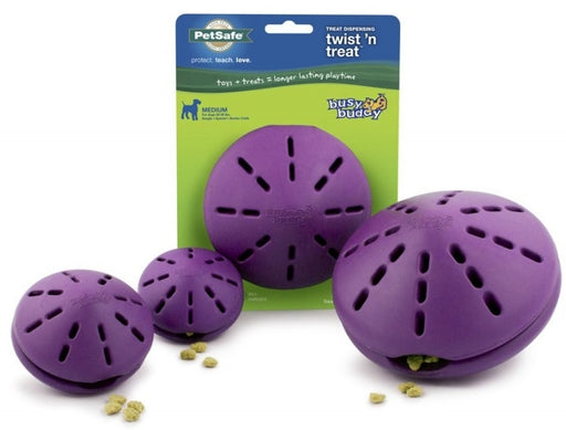 PetSafe Busy Buddy Twist n Treat Dog Toy