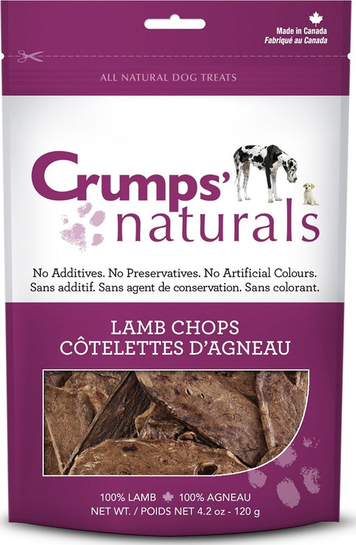 Crumps Naturals Lamb Chops Dog Treats