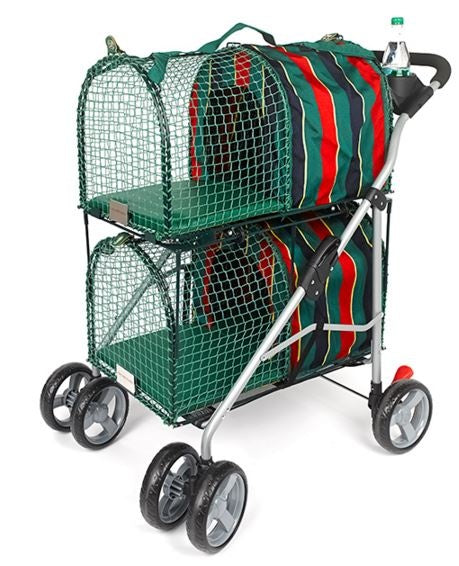 Kittywalk Double Decker Pet Stroller