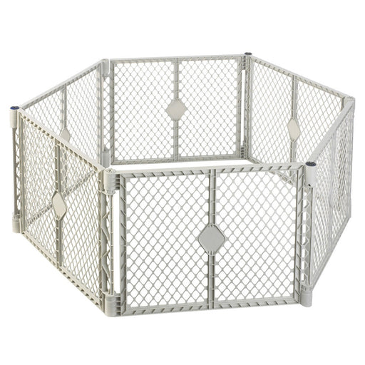 North States Pet Superyard XT 6 Panel Gate