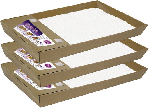 PetSafe ScoopFree White Litter Tray Refill With 'Free' Crystals 3 pack