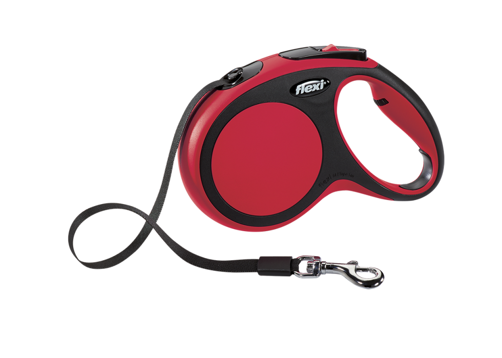Flexi New Comfort MD Retractable 16 ft Tape Leash