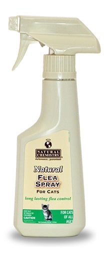 Natural Chemistry Natural Flea Spray For Cats of All Ages - 8 fl. oz.