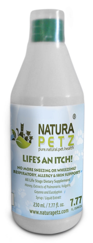 Life's An Itch - Respiratory, Allergy & Skin Support