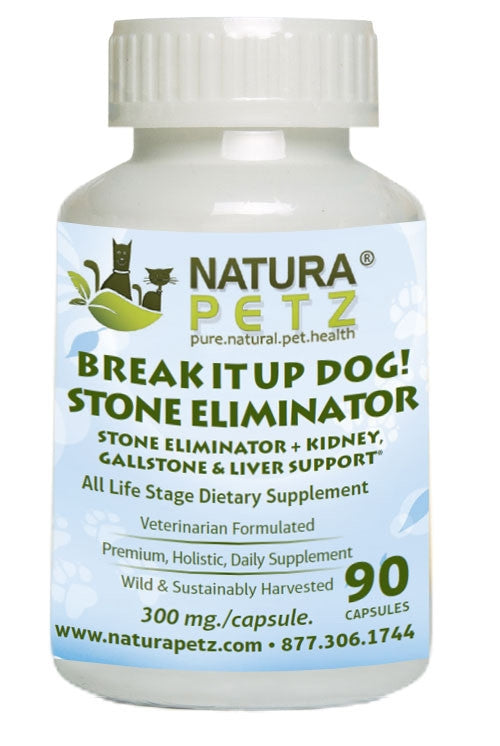 Break It Up! Stone Eliminator + Kidney, Gallstone & Liver Support*