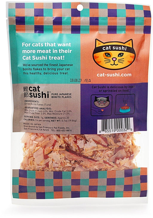 Cat Sushi Bonito Flakes (Thick Cut, 0.7oz)