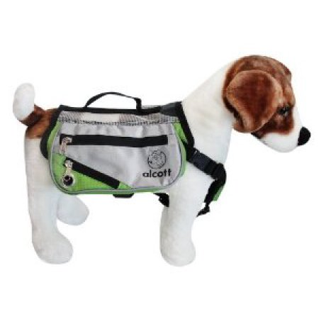 Alcott Explorer Adventure Backpack Dog Pack - Small
