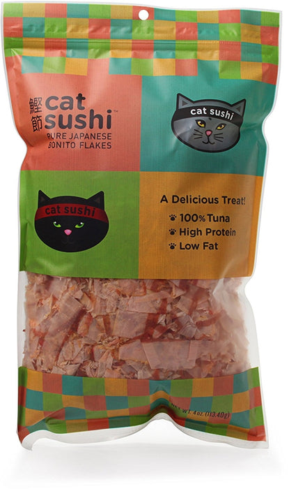 Complete Natural Nutrition 30200031 4 Oz Sushi Bonito Class for Cats