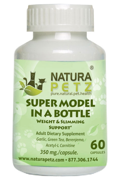 Super Model In a Bottle - Weight, Obesity, and Slimming Support
