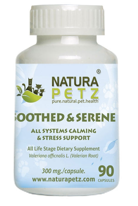 Soothed and Serene - All Systems Calming and Stress Support