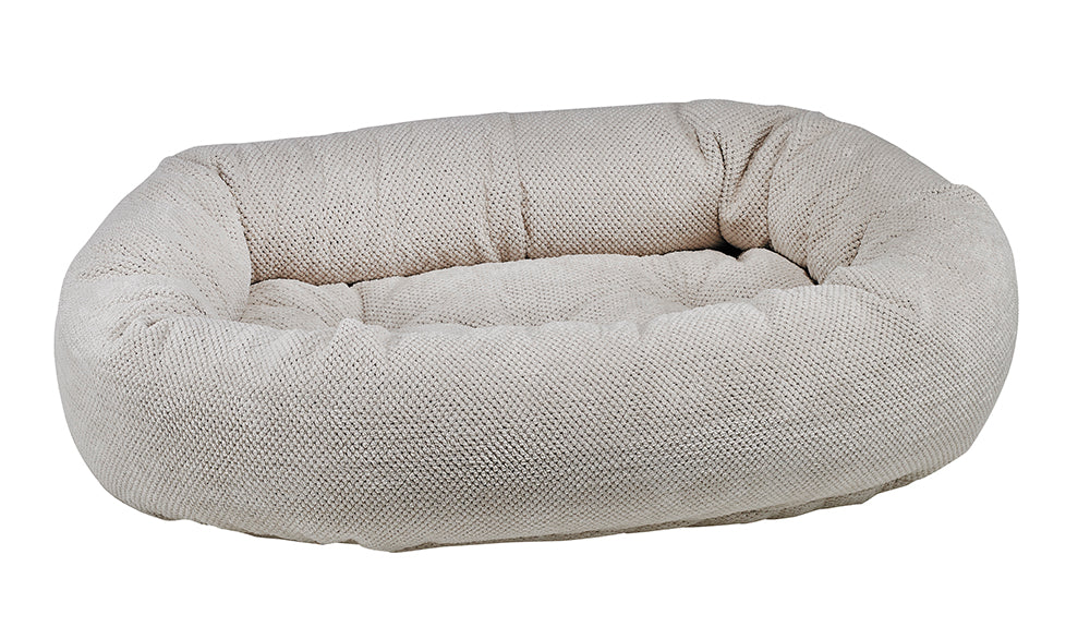 Bowsers Donut Dog Bed – Chenille