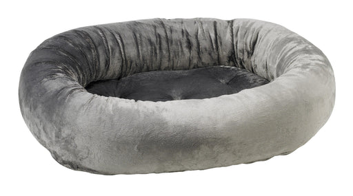 Bowsers Donut Dog Bed – Faux Fur