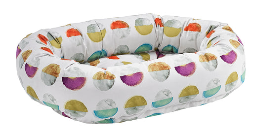 Bowsers Donut Dog Bed – Geometric