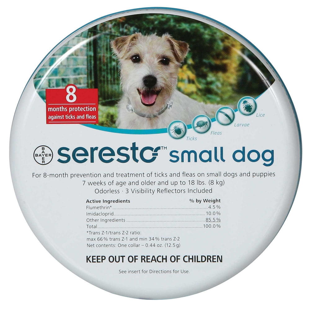 Seresto Canine Flea Collar