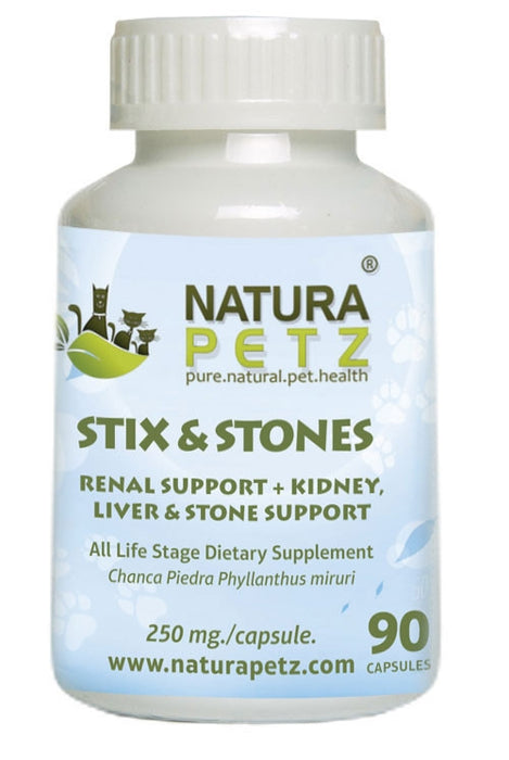 Stix and Stones - Kidney Health and Stone and UTI Support