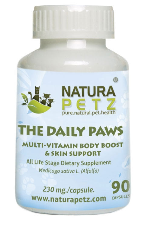 The Daily Paws - Multivitamin Body Boost and Skin Support