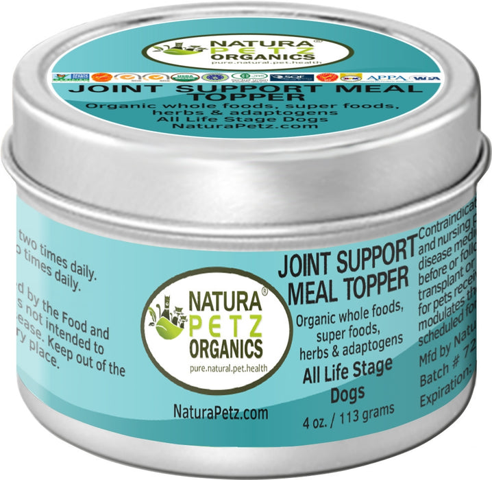 JOINT Support Meal Topper for Dogs and Cats - Flavored Nutritional Meal Topper for Dogs and Cats